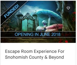 North Seattle Escape Room